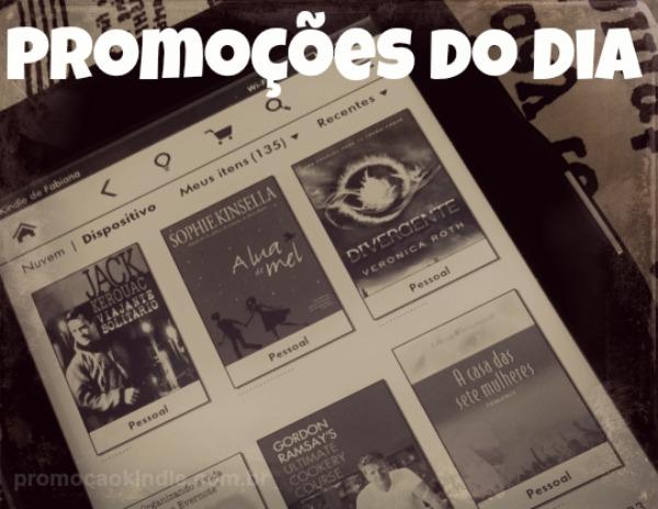 Kindle - Promoções do Dia