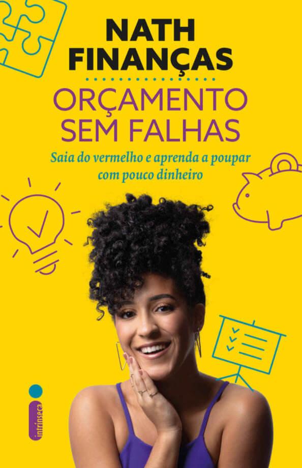 Comprar o livro da Nath Finanças na Amazon